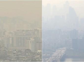 """""""한국에서는 더 이상 맑은 하늘을 볼 수 없다"""""""