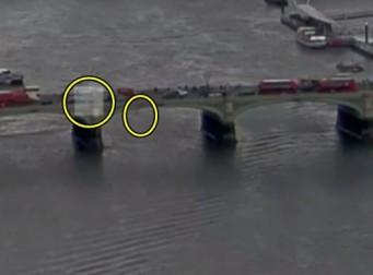 런던 테러, 당시의 참혹한 상황이 공개됐다 (동영상)