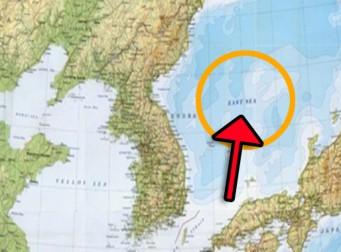 한국 여고생의 설득에 영국 웹 사이트 '일본해' -> '동해'로 변경