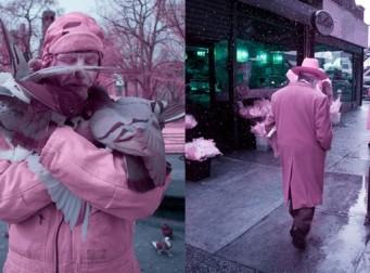 적외선으로 바라본 뉴욕의 광경 (사진17장)