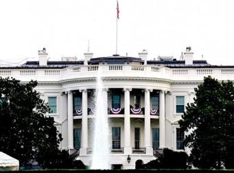 앞으로 '외국인'들은 미국 백악관에 들어가지 못하게 되었다