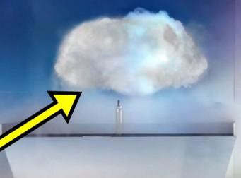 멕시코서 개발되었다는 '테킬라' 구름 (동영상)