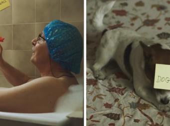 큰 반향을 얻었던 폴란드 온라인쇼핑몰 광고 (동영상)