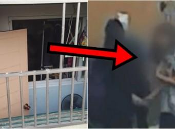 """""""어서 나와!""""…반지하 번지는 불길 속 초등생 3명 구한 '부녀'"""