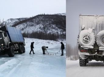 트럭으로 시베리아를 횡단하는 '흔한' 여정 (사진29장)