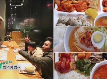 아무나 못먹는다는, 'YG구내식당'의 다양한 메뉴들 (사진 9장)