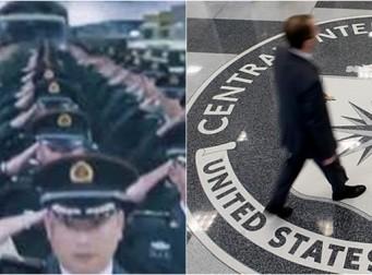 """중국, """"중국에 있는 20여명의 CIA요원 살해하고 감금했다"""""""