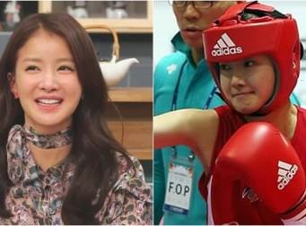 배우 이시영이 밝힌, '선수 시절' 혹독한 체중 감량 스토리