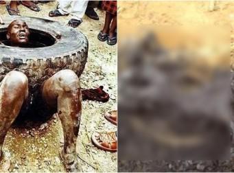 아프리카에서 실제 행해졌던 상상 이상의 사형제도 (사진 3장)