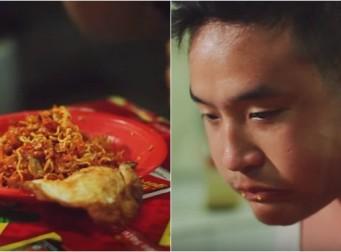 세계에서 가장 매운 '죽음의 국수' 먹은 남성의 몸에서 일어난 변화 (동영상)