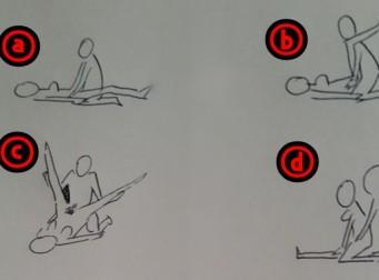 좋아하는 '체위'로 알아보는 '남자'의 성격 테스트 (사진 8장)