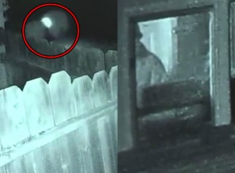 주택에 침입한 무장 강도의 최후 (동영상)
