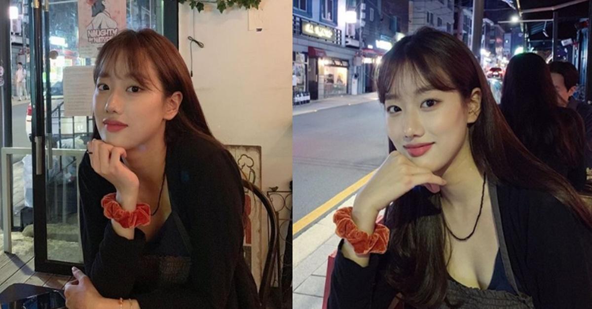 '역대급' 미모와 몸매 공개한 유명 걸그룹 멤버